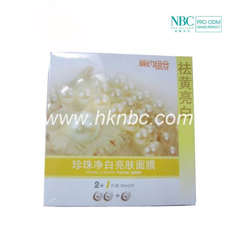 Pearl Whitening Facial Mask
