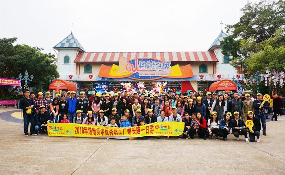 Excellent staff travel