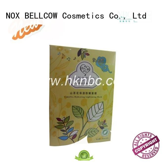 biomass graphene mask lotus tightening facial mask manufacturer NOX BELLCOW Brand