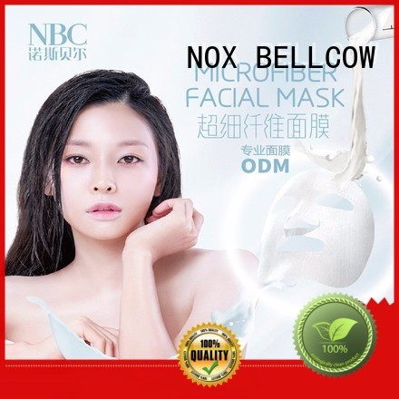 kid snowy ginseng facial mask manufacturer NOX BELLCOW