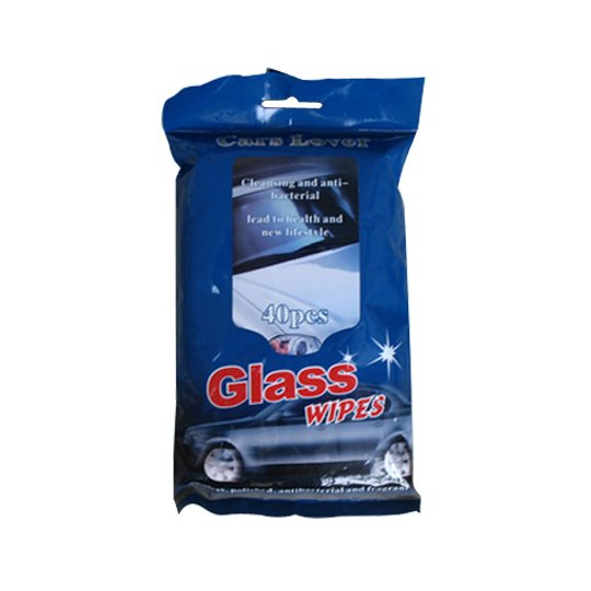 Glass Wipes 40pcs