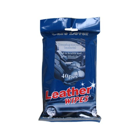 Leather Wipes 40pcs