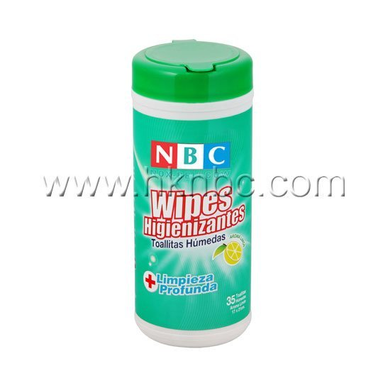 Wipes Higienizantes