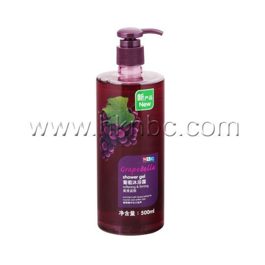 Grapebella Shower Gel 500ml