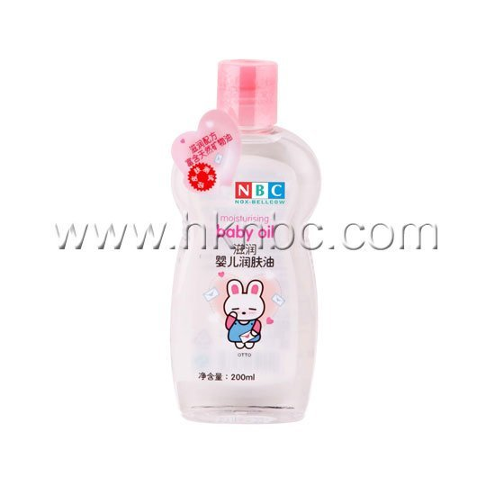 Moisturising Baby Oil, 200ml