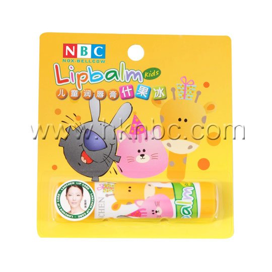 2011 New Lip Balm Kids