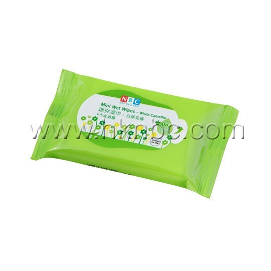 2011 new-arrival lemon refreshing wet wipe