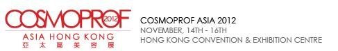 NBC attends the Cosmoprof Asia 2012 17th