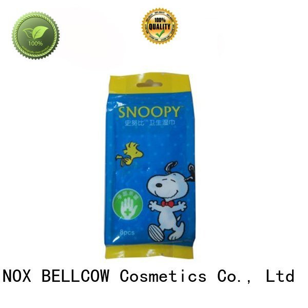 acne cleansing wipes wipe control facial cleansing wipes NOX BELLCOW Brand