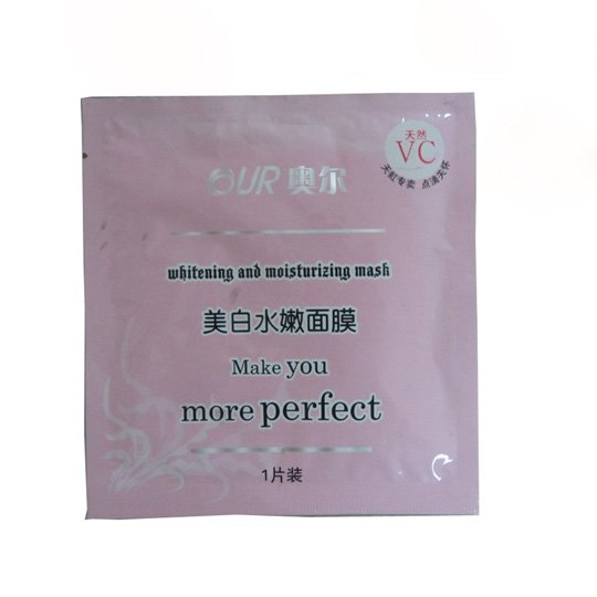 Whitening & Moisturizing Facial Mask