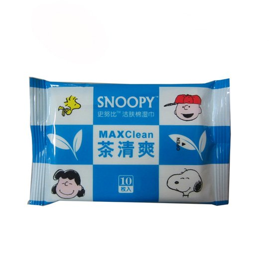 snoopy cleaning wipes