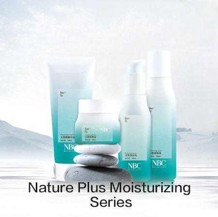 Nature Plus Moisturizing Series