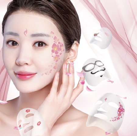 Art On Face Tencel® Mask