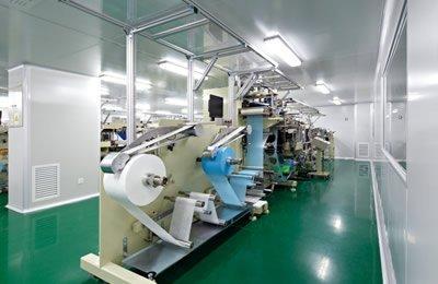 Tencel mask automatic production line