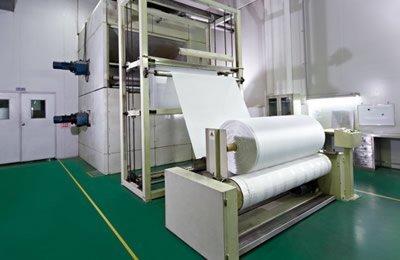 Non-woven production line 2
