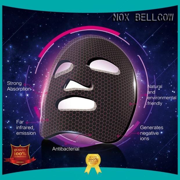 biomass graphene mask art NOX BELLCOW Brand facial mask manufacturer