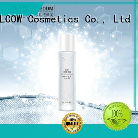 skin cream microemulsion tonic NOX BELLCOW Brand