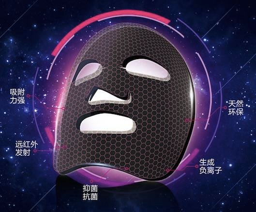 New Product | Nox Bellcow Together With Shengquan Group Has Launched The Biomass Graphene Mask