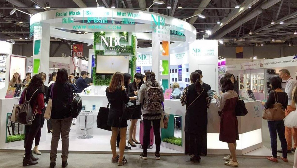 First launched at the Cosmoprof Asia, Biomass Graphene mask became an instant hit!